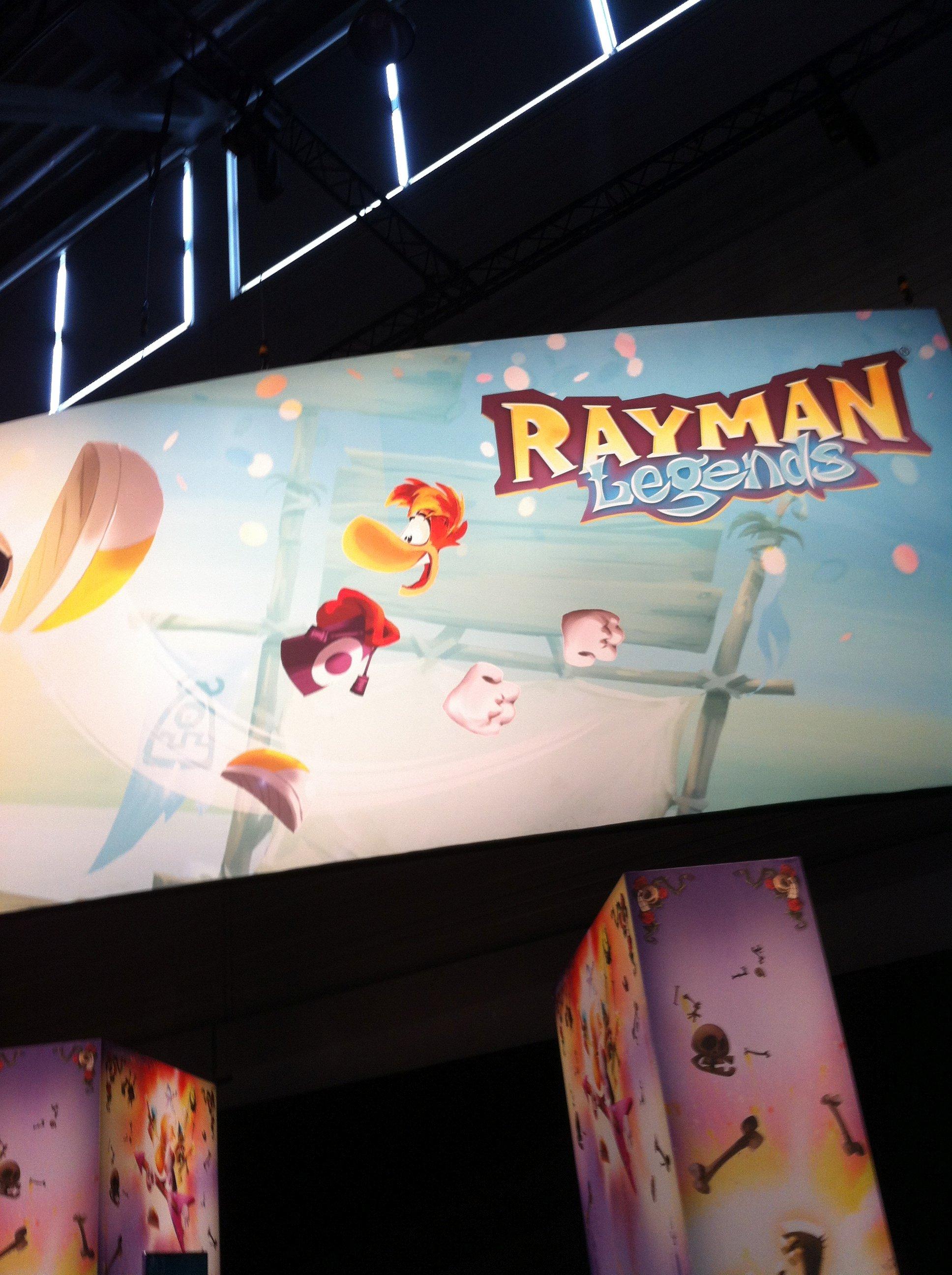 rayman gamescom