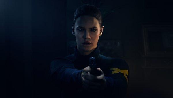 Quantum Break Xbox One Beth Wilder