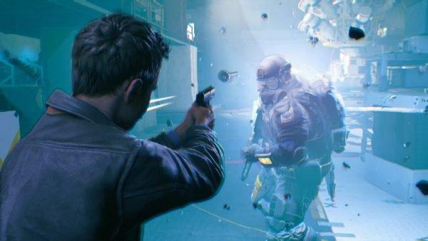 Quantum Break Xbox One tech heavy