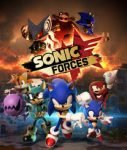 Packshot of Sonic Forces