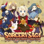 Verpackung von Sorcery Saga: Curse of the Great Curry God