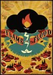 Verpackung von The Flame in the Flood