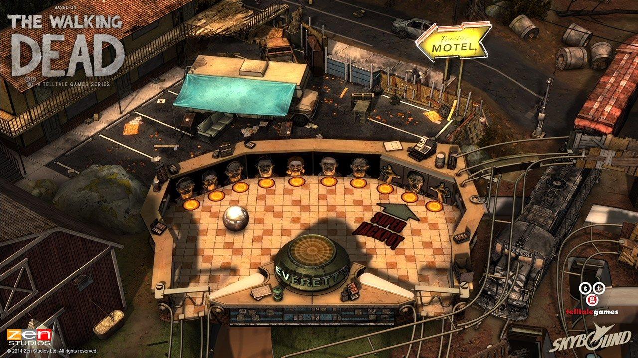 The-Walking-Dead-Pinball---Travelier-Motel