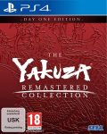 Packshot of The Yakuza Remastered Collection
