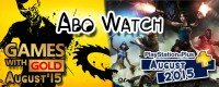 Abo Watch August 2015