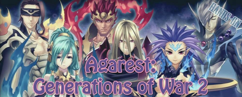Angespielt: Agarest – Generations of War 2
