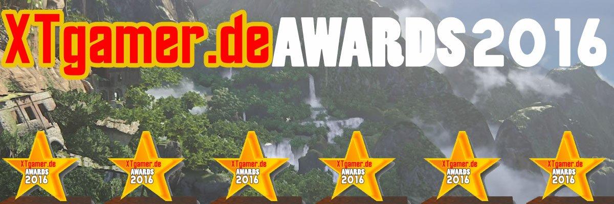 XTgamer.de Awards 2016 – Results