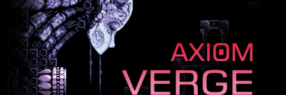 Review: Axiom Verge – if Metroid had a little brother