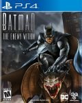 Packshot of Batman: The Enemy Within
