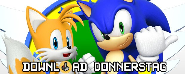 Download Donnerstag - Sonic 4: Episode II