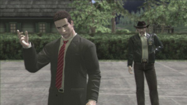 Deadly Premonition: Director's Cut