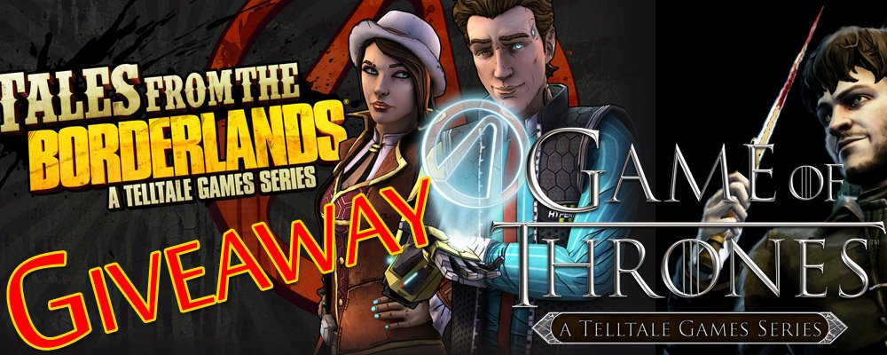 Free Games Friday: Game of Thrones & Tales f. t. Borderlands