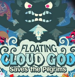 Floating Cloud God Saves The Pilgrims