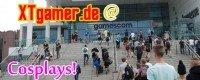 Gamescom 2015 - Cosplays