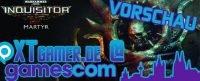 Gamescom - Warhammer 40k Inquisitor Martyr