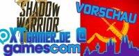 Gamescom - Shadow Warrior 2 & Mother Russia Bleeds