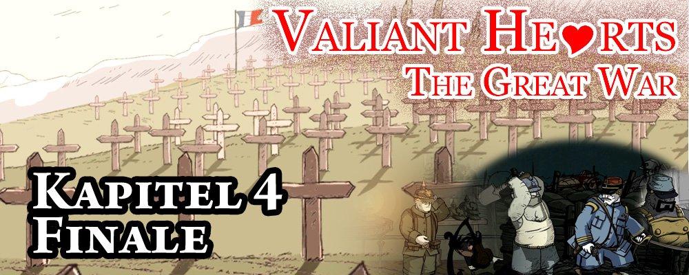 Durchgespielt: Valiant Hearts