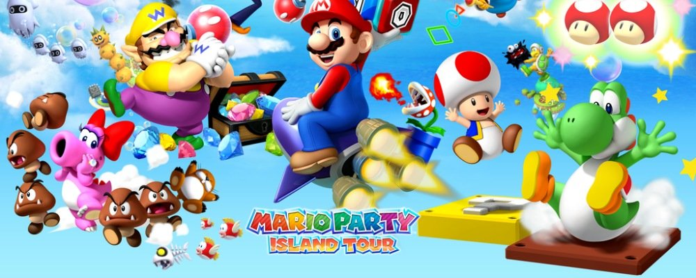 Im Test: Mario Party – Island Tour