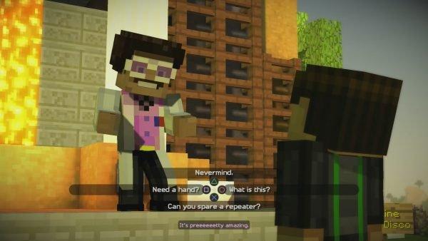 Minecraft SM Ep2