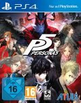 Packshot of Persona 5