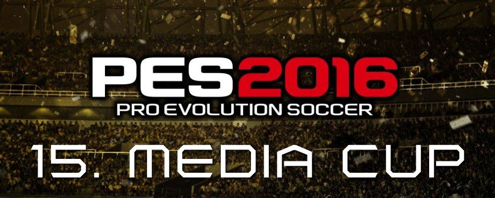 PES 2016 – 15. Konami Media Cup