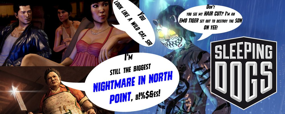 Halloween Special #2: Sleeping Dogs – Nightmare in North Point