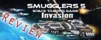 smugglers V invasion