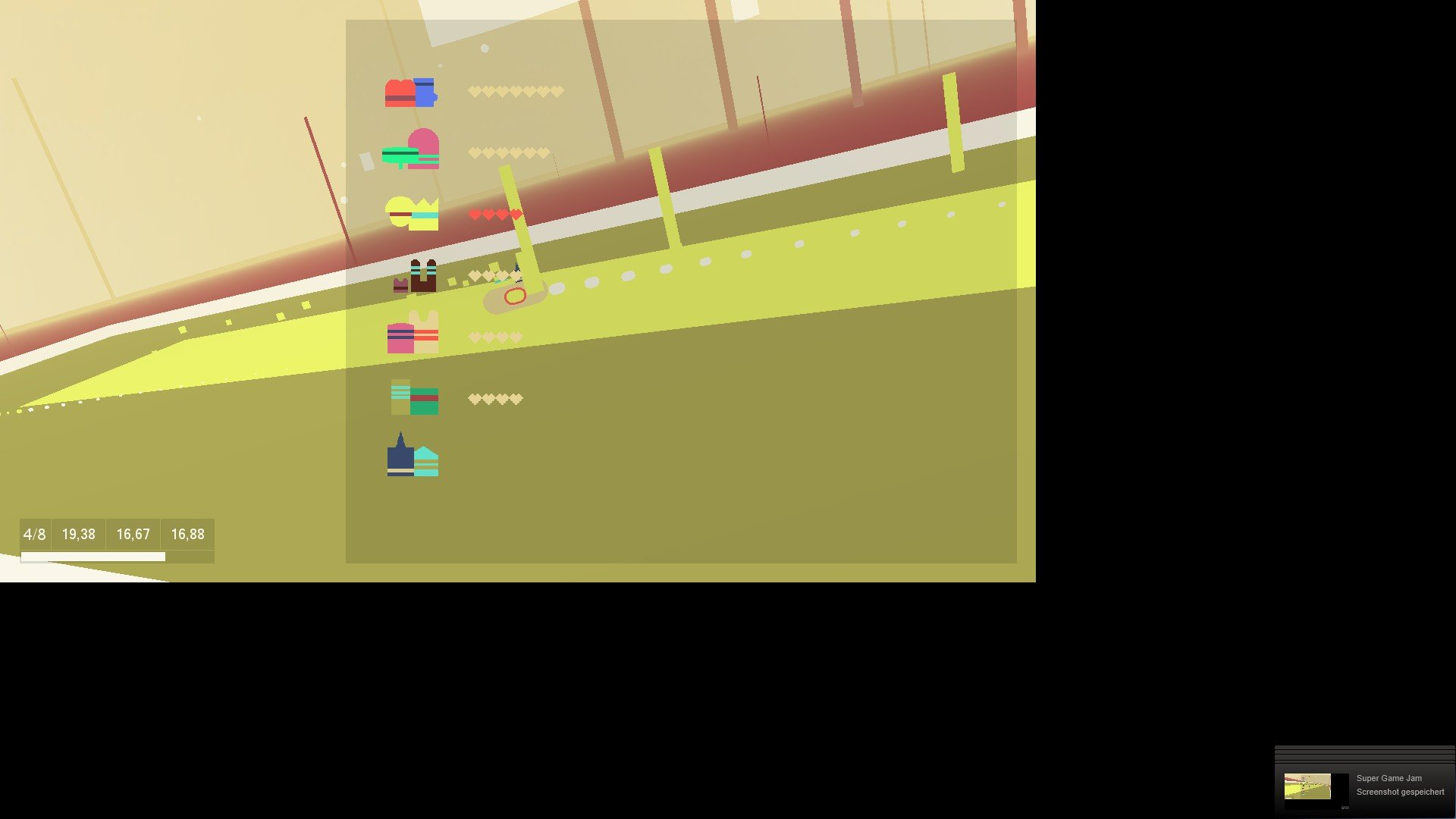 Super Game Jam - Navigator