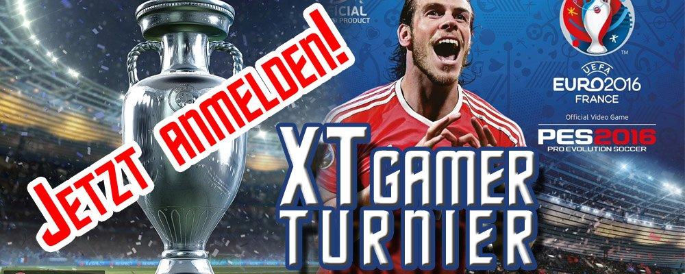 Die XTgamer PES EURO 2016 – jetzt anmelden!