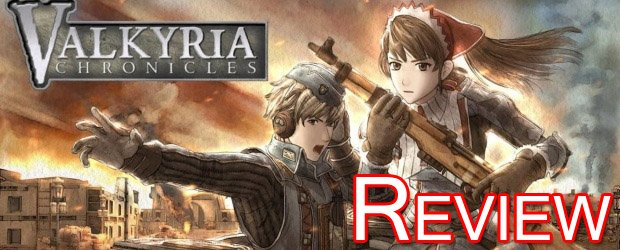 Im Test/Review: Valkyria Chronicles